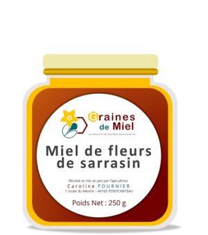 Miel de Sarrasin – 250g