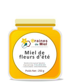 Miel de Fleurs d'été – 250g
